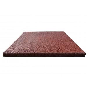 Reflex gumi járólap, 3x50x50, vörös