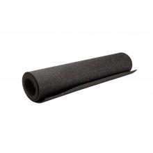 ReFlex fitness gumilemez, 1 x 5 m tekercs, fekete/vörös 6 mm