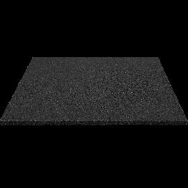 Gumilap esésvédő ReFlex - 3x100x100 cm fekete