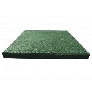 Gumilap esésvédő ReFlex - 5x50x50 cm zöld