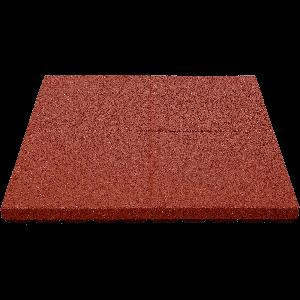 Gumilap esésvédő ReFlex - 8x100x100 cm vörös