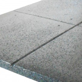 Gumilap EquiFlex istállópadló - 4x100x100 cm fekete st10