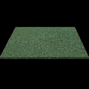 Gumilap esésvédő ReFlex - 3x100x100 cm zöld