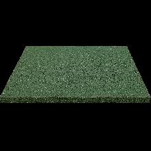 Gumilap esésvédő ReFlex - 5x100x100 cm zöld