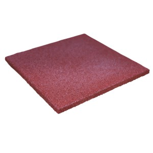 Gumi járólap Grand ReFlex - 2x40x40 cm vörös