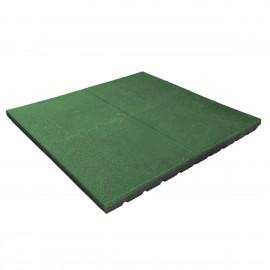 Gumilap esésvédő ReFlex - 7x100x100 cm zöld