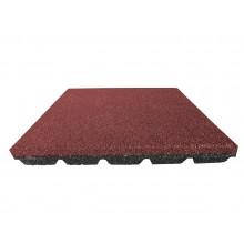 Gumilap esésvédő ReFlex - 6x50x50 cm vörös